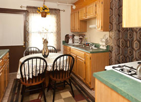 Spring Brook Apartment Kitchen